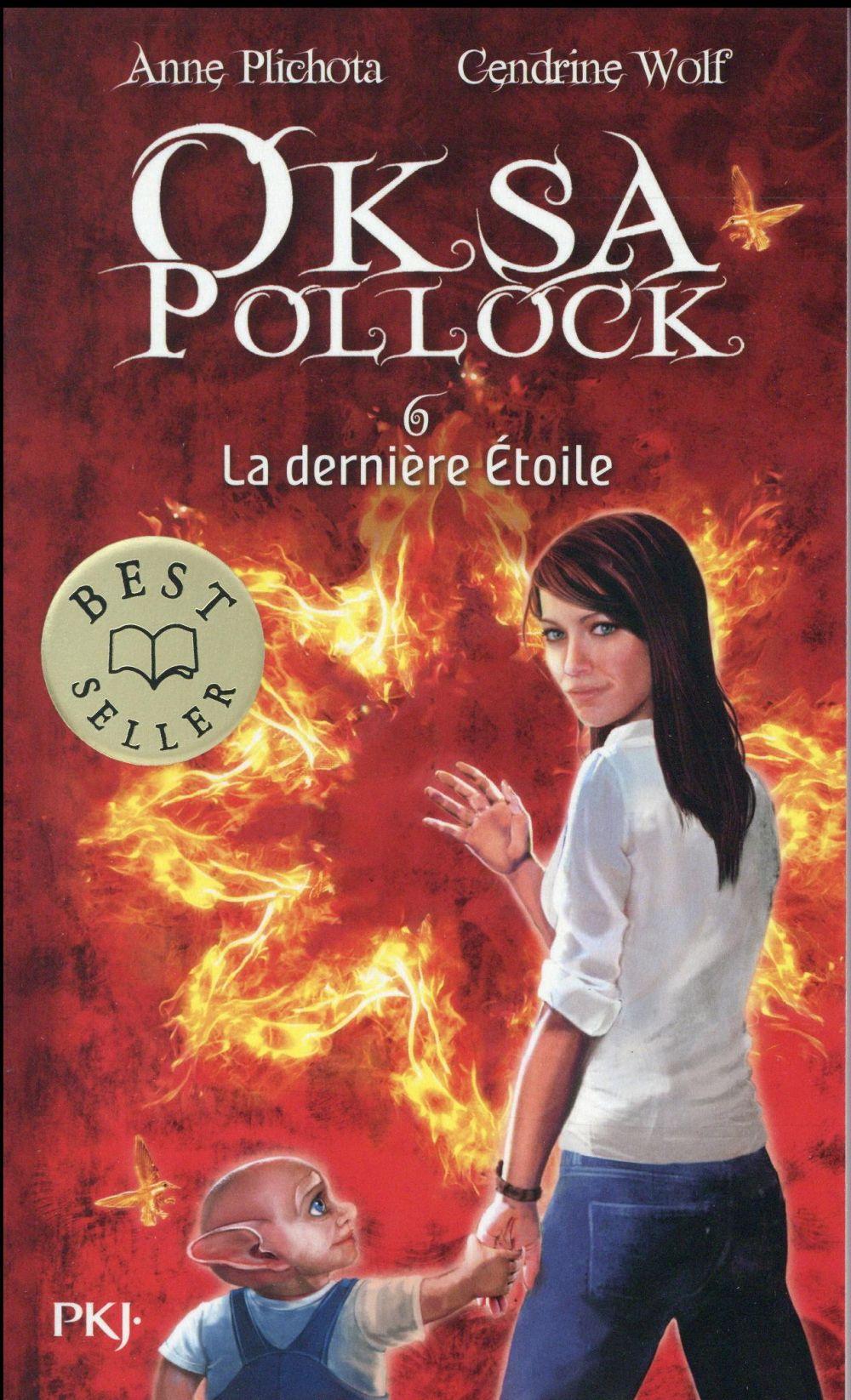 OKSA POLLOCK - TOME 6 LA DERNI PLICHOTA/WOLF POCKET JEUNESSE
