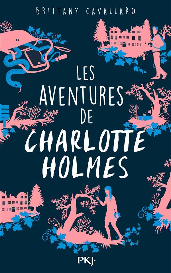 LES AVENTURES DE CHARLOTTE HOLMES - TOME 1