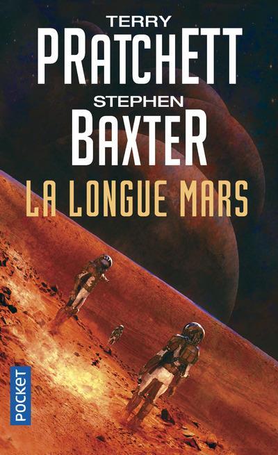 LA LONGUE MARS PRATCHETT TERRY POCKET