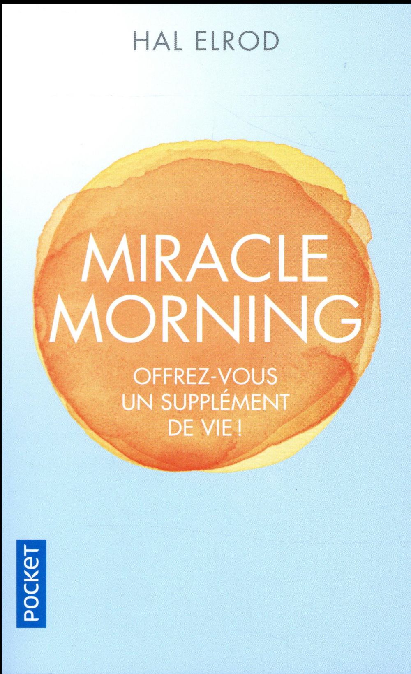 MIRACLE MORNING ELROD, HAL POCKET