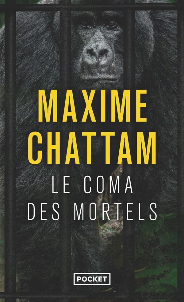 LE COMA DES MORTELS Chattam Maxime Pocket