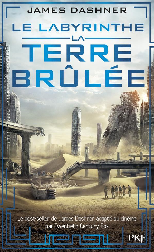 L'EPREUVE T.2     LA TERRE BRULEE