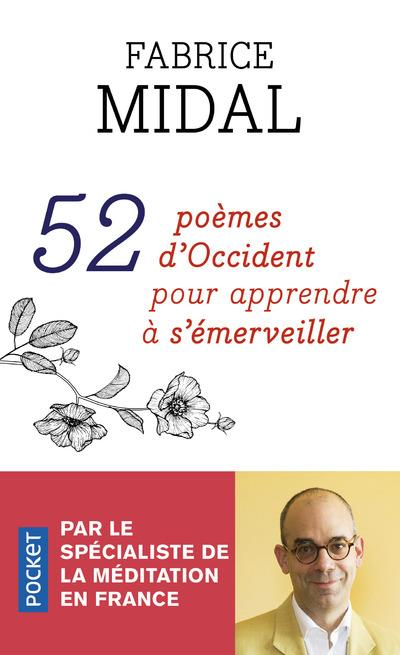 52 POEMES D-OCCIDENT POUR APPR MIDAL FABRICE POCKET