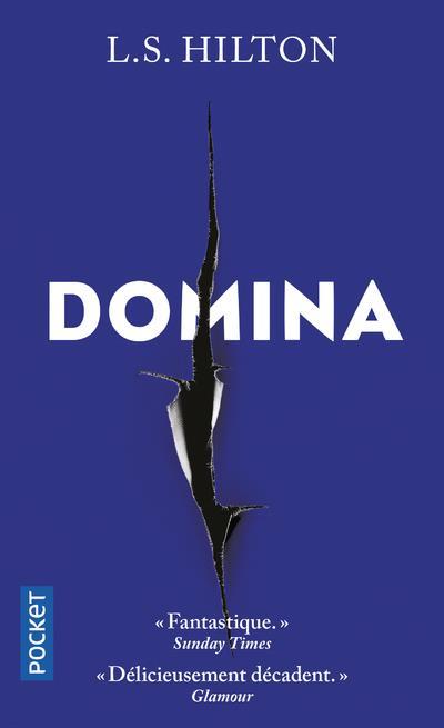 DOMINA HILTON L S POCKET