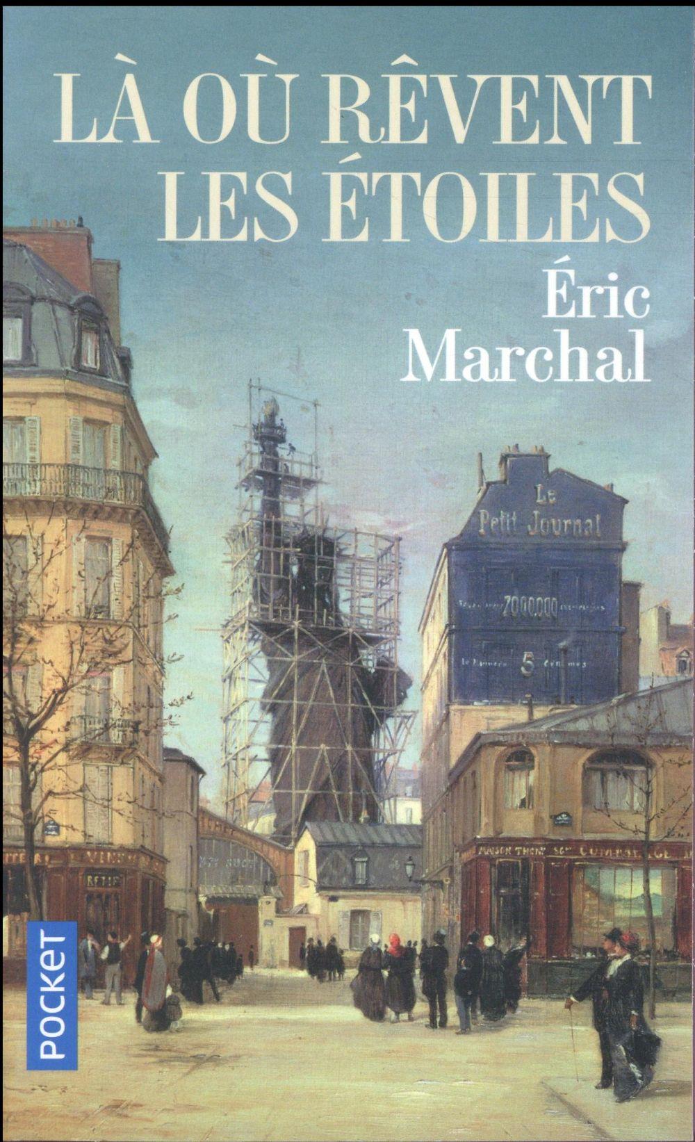 LA OU REVENT LES ETOILES MARCHAL ERIC POCKET
