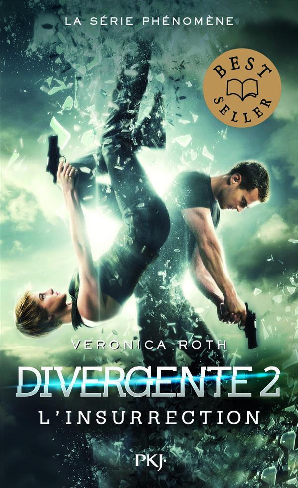 DIVERGENTE - TOME 2 L'INSURRECTION - VOL2 ROTH VERONICA POCKET