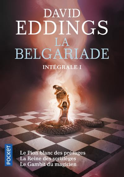 LA BELGARIADE  -  INTEGRALE 1 EDDINGS, DAVID POCKET