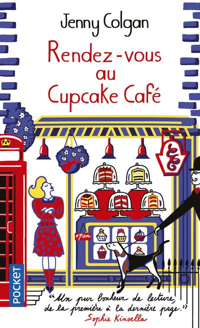 CUPCAKE CAFE T.1  -  RENDEZ-VOUS AU CUPCAKE CAFE COLGAN JENNY POCKET