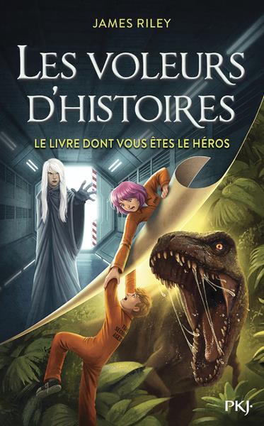 LES VOLEURS D'HISTOIRES T.4  -  LE LIVRE DONT VOUS ETES LE HEROS RILEY JAMES POCKET