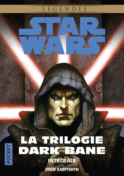 STAR WARS  -  LA TRILOGIE DARK BANE Karpyshyn Drew Pocket