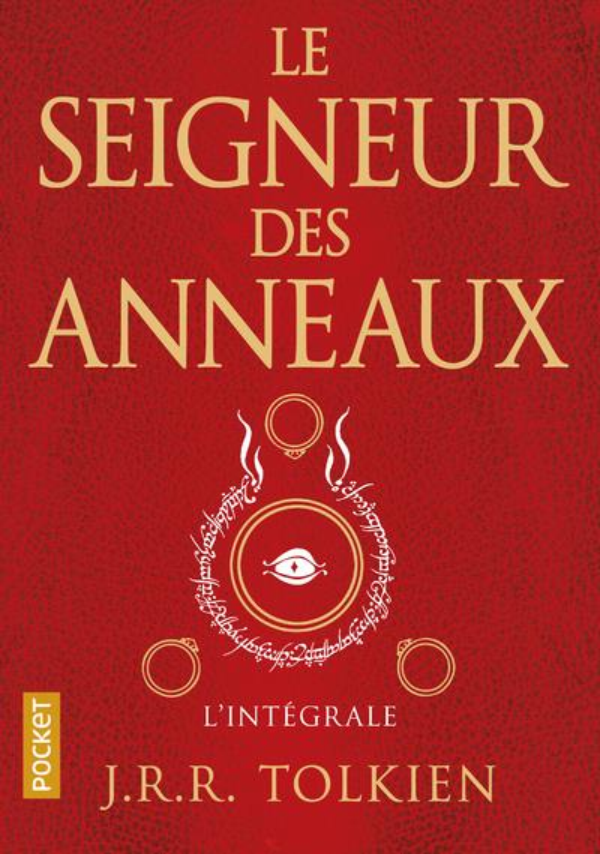 LE SEIGNEUR DES ANNEAUX  -  INTEGRALE T.1 A T.3 TOLKIEN J R R. POCKET