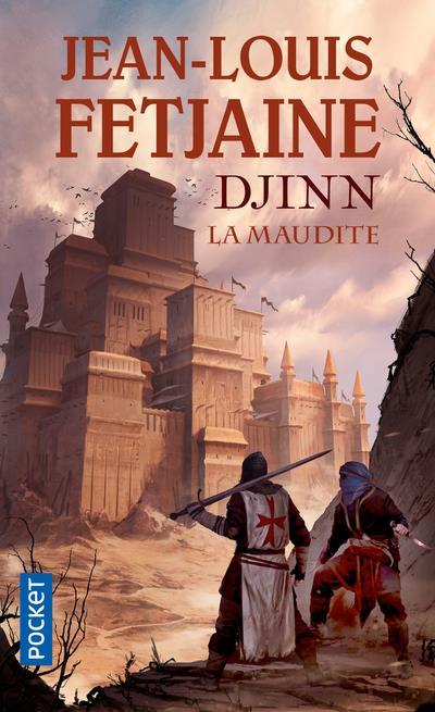 DJIN  -  LA MAUDITE FETJAINE, JEAN-LOUIS POCKET