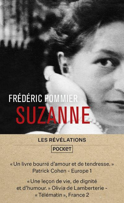 SUZANNE POMMIER FREDERIC POCKET