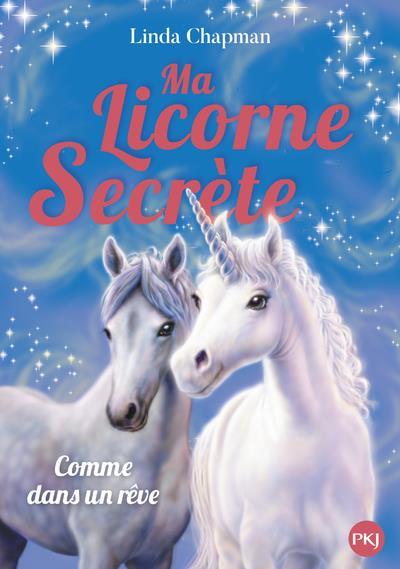 MA LICORNE SECRETE T.2  -  COMME DANS UN REVE