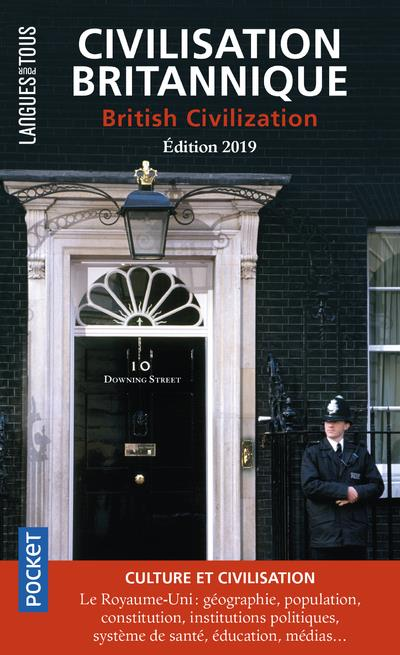CIVILISATION BRITANNIQUE  BRITISH CIVILIZATION 2019