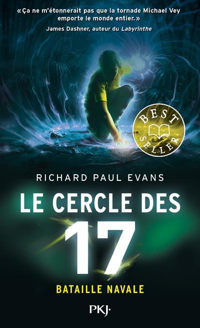 LE CERCLE DES 17 T.3  -  BATAILLE NAVALE EVANS RICHARD PAUL NC