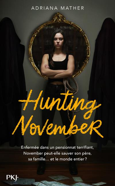 HUNTING NOVEMBER MATHER, ADRIANA POCKET