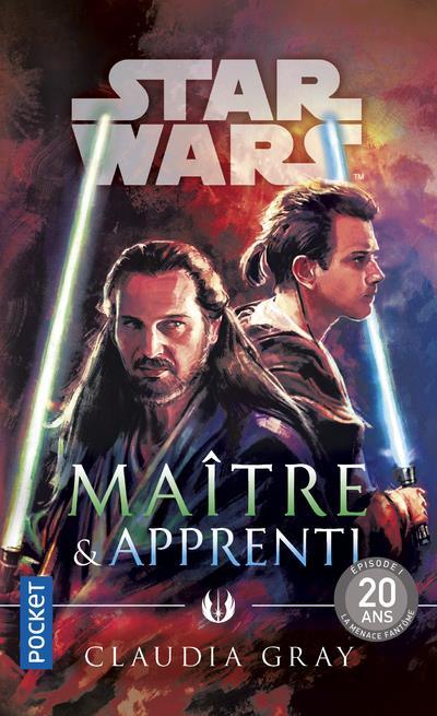 STAR WARS - NUMERO 164 MAITRE & APPRENTI  POCKET