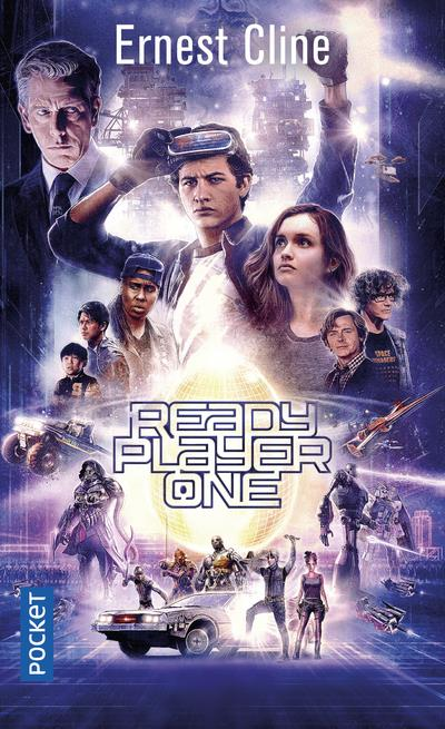 READY PLAYER ONE CLINE, ERNEST POCKET