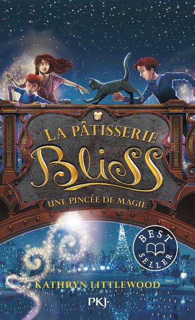LA PATISSERIE BLISS T.2  -  UNE PINCEE DE MAGIE LITTLEWOOD/LE POCKET