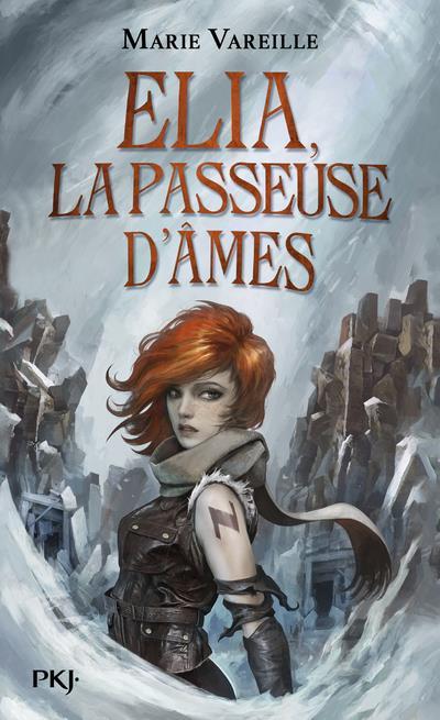 ELIA, LA PASSEUSE D'AMES T.1 VAREILLE MARIE POCKET