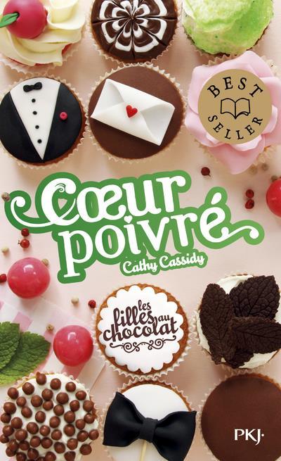 LES FILLES AU CHOCOLAT  -  COEUR POIVRE