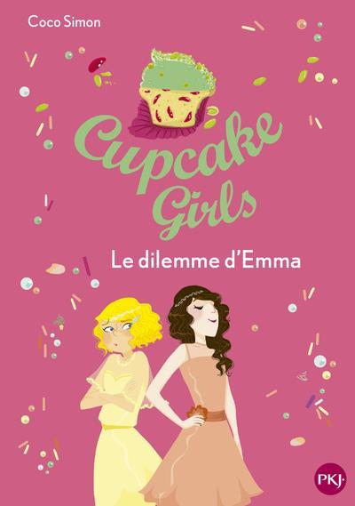 CUPCAKE GIRLS T.23  -  LE DILEMME D'EMMA SIMON, COCO POCKET
