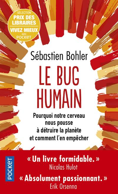 LE BUG HUMAIN BOHLER SEBASTIEN POCKET
