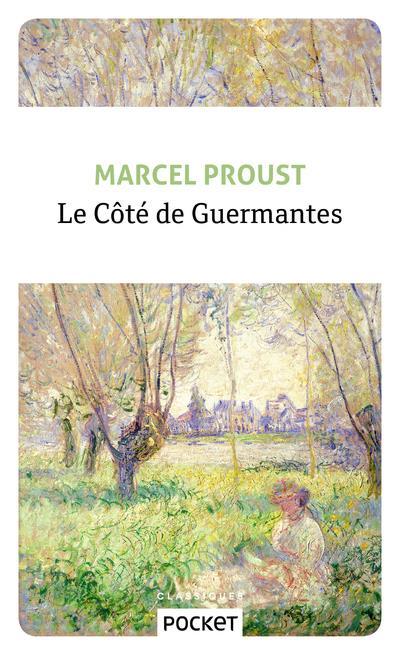 LE COTE DE GUERMANTES PROUST, MARCEL POCKET