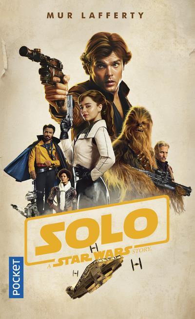 STAR WARS  -  SOLO  -  A STAR WARS STORY LAFFERTU, MUR NC