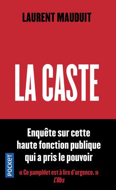 LA CASTE MAUDUIT LAURENT POCKET