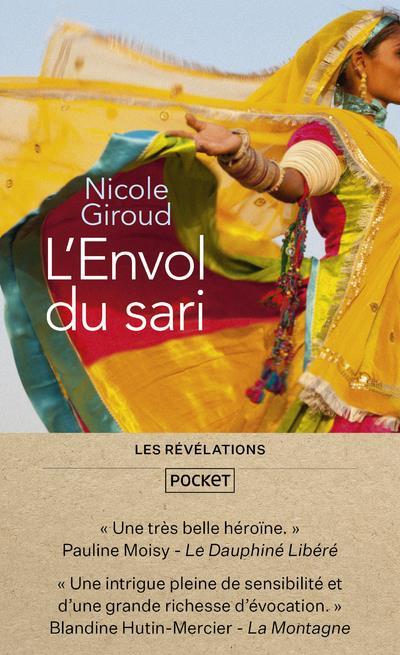 L'ENVOL DU SARI GIROUD, NICOLE POCKET