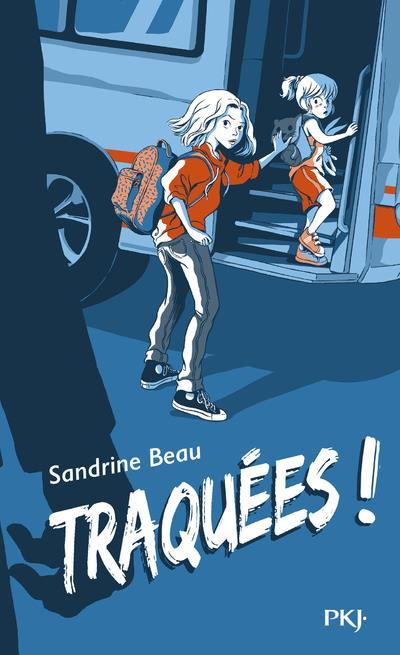 TRAQUEES ! BEAU SANDRINE POCKET