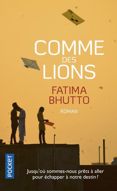 COMME DES LIONS BHUTTO, FATIMA POCKET