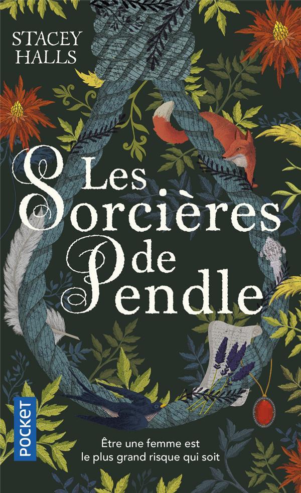 LES SORCIERES DE PENDLE HALLS, STACEY POCKET
