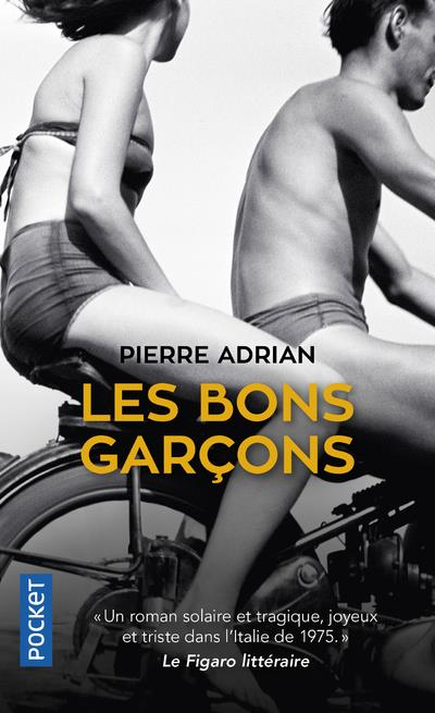 LES BONS GARCONS ADRIAN PIERRE POCKET