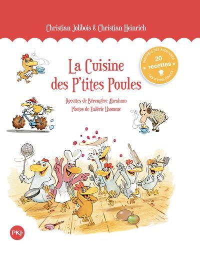 LA CUISINE DES P-TITES POULES JOLIBOIS/HEINRICH POCKET