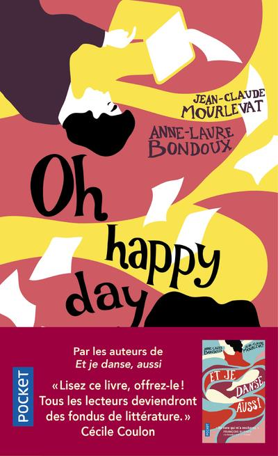 OH HAPPY DAY  MOURLEVAT, JEAN-CLAUDE POCKET
