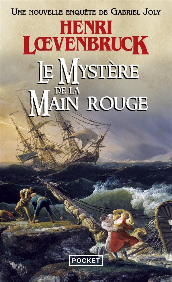 LE MYSTERE DE LA MAIN ROUGE LOEVENBRUCK, HENRI POCKET