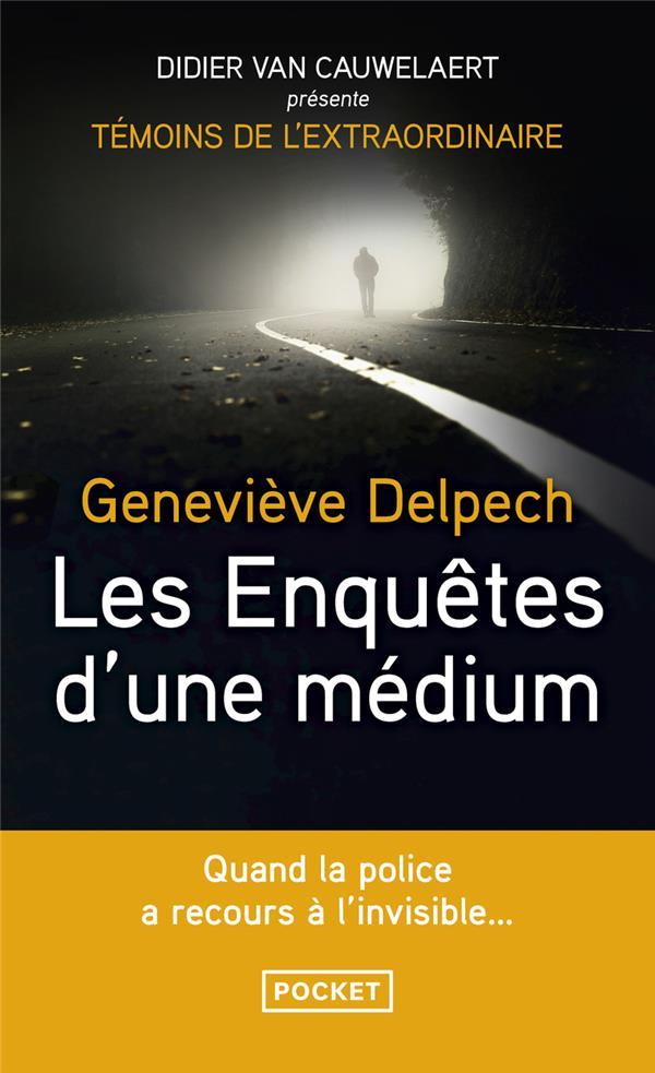 LES ENQUETES D'UNE MEDIUM DELPECH, GENEVIEVE POCKET