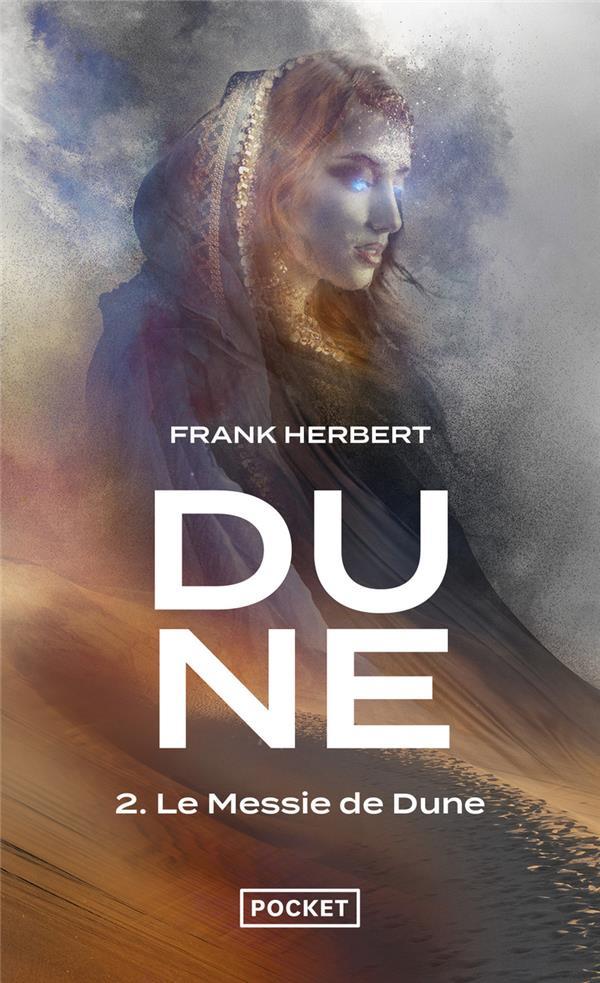 DUNE - TOME 2 LE MESSIE DE DUNE - VOL02 HERBERT, FRANK POCKET