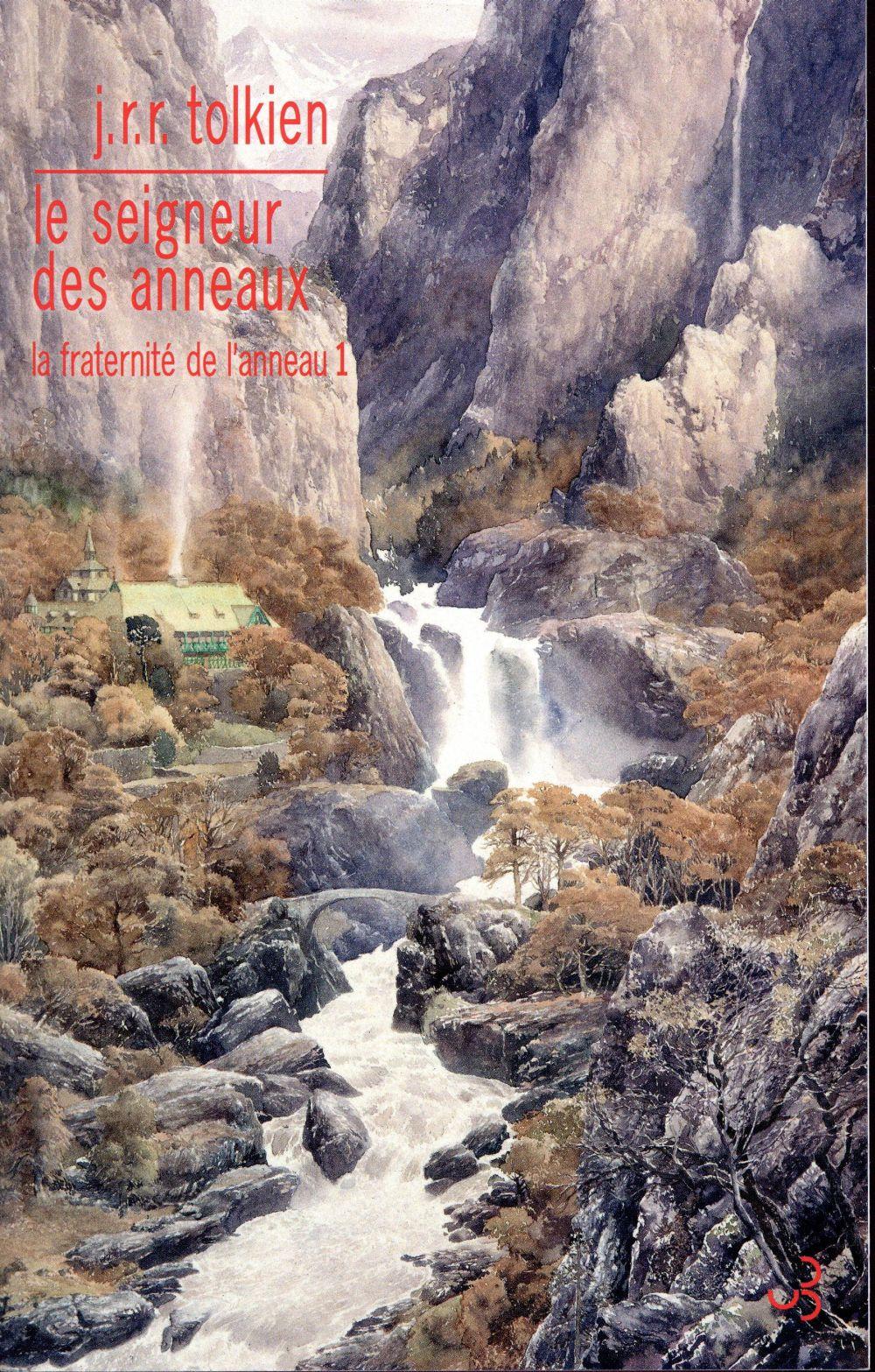 SEIGNEUR DES ANNEAUX 1 FRATERNITE DE L ANNE ED. ILL.