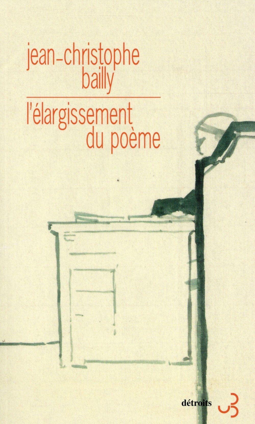 L'ELARGISSEMENT DU POEME