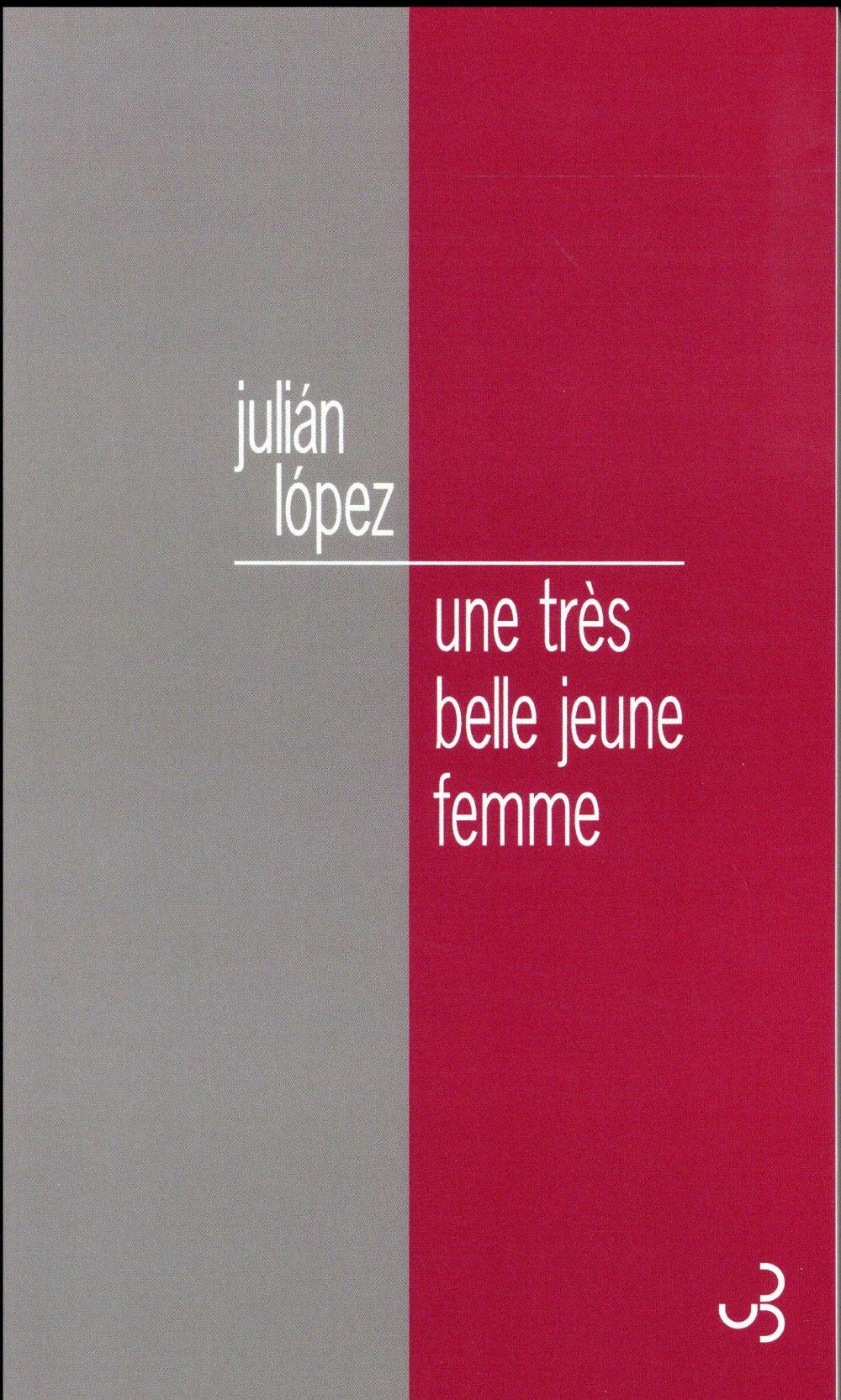 UNE TRES BELLE JEUNE FEMME
