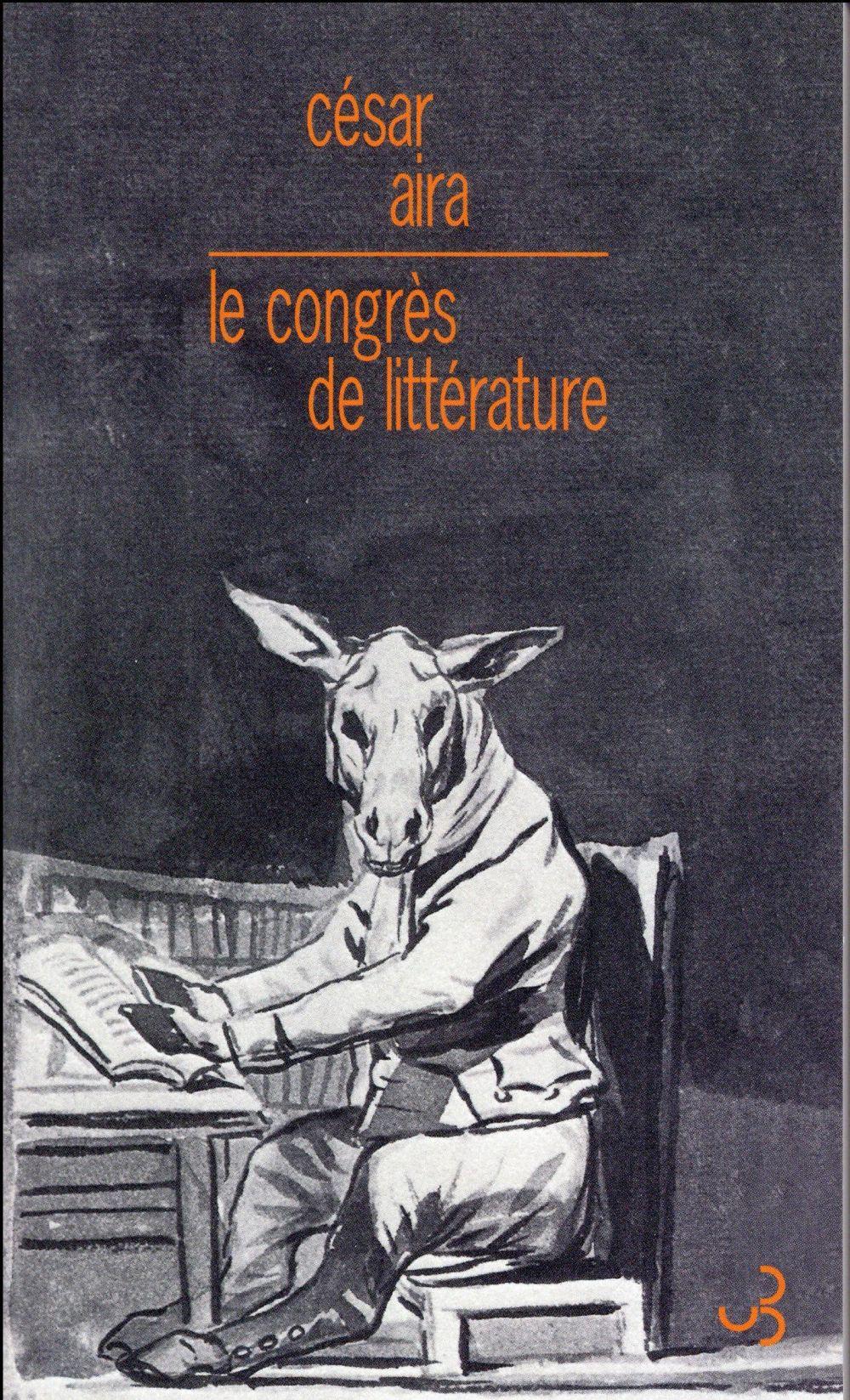 LE CONGRES DE LITTERATURE
