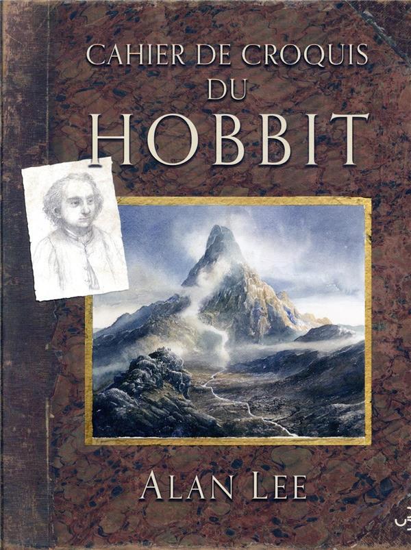 CAHIER DE CROQUIS DU HOBBIT TOLKIEN/LEE BOURGOIS