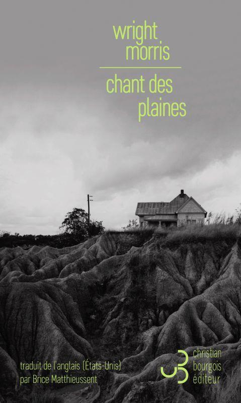 CHANT DES PLAINES MORRIS WRIGHT BOURGOIS