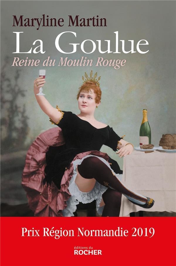 <p>MARYLINE MARTIN</p> - LA GOULUE - REINE DU MOULIN ROUGE