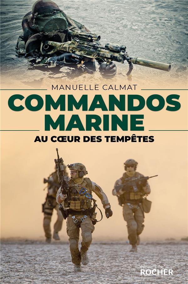 COMMANDOS MARINE - AU COEUR DES TEMPETES