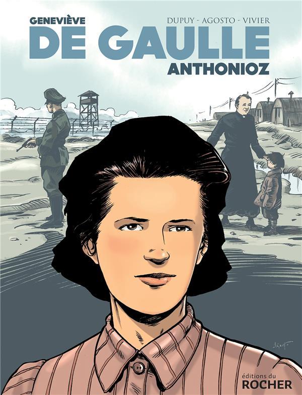 GENEVIEVE DE GAULLE-ANTHONIOZ